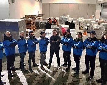 Messe Frankfurt Heimtextil 2018'e Lima Logistics damga vurdu