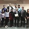Bursa Teknik Üniversitesi Lojistik Topluluğu öğrencileri ile renkli buluşma