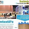Heimtextil'e Lima Logistics ile gidin